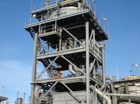 LUMWANA COPPER PROJECT - JAMESON CELL INSTALLATION